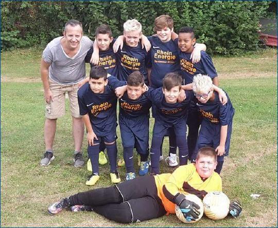 Fußball D-Jugend