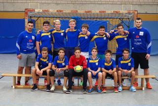Handball C-Jugend