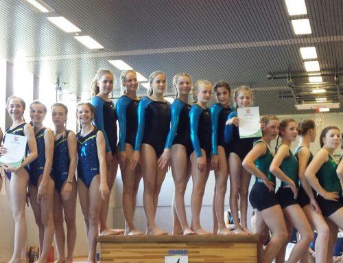 Voller Erfolg beim zweiten Landesliga 4 Wettkampf