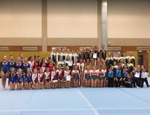 Erfolgreiches Liga-Finale auch für die TuS Turnerinnen in der Landesliga 2 und der NRW Liga