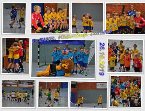 Unsere F-Jugend beim 3. SWR Kids-Cup