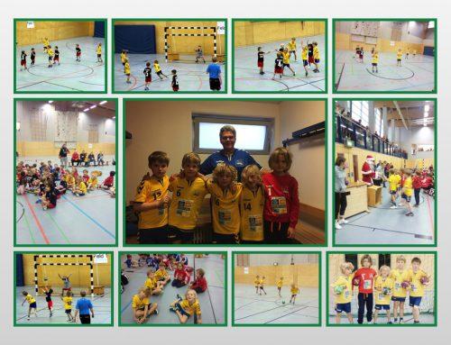 Handball Mini Turnier in Frechen