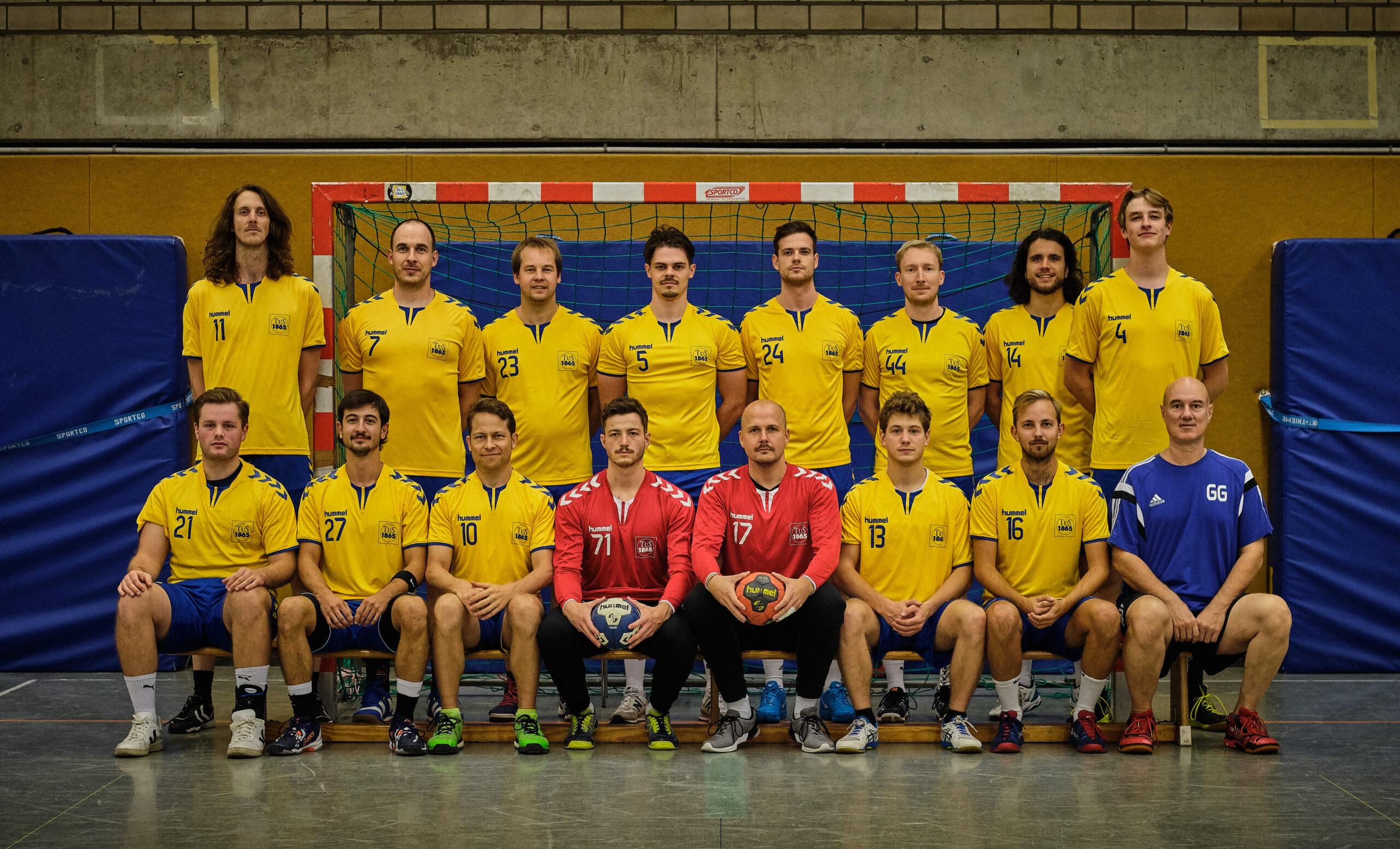 Handball 1. Herren